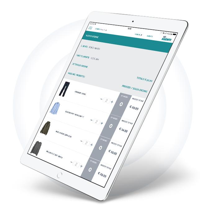 soluzione web accessibile online e da una APP integrata