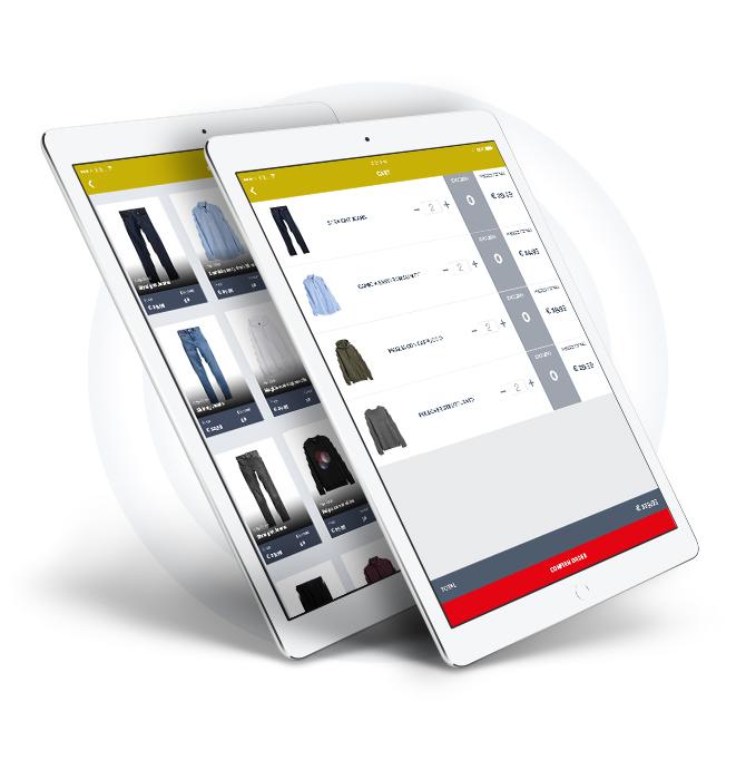 console aziendale per automatizzare il processo di vendita